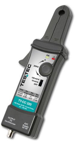 TESTEC 电流探头产品图